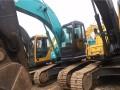 宁波神钢260-8二手挖掘机出售26吨新款机型