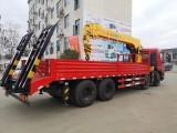 东风T7玉柴270马力配12吨5节臂吊机