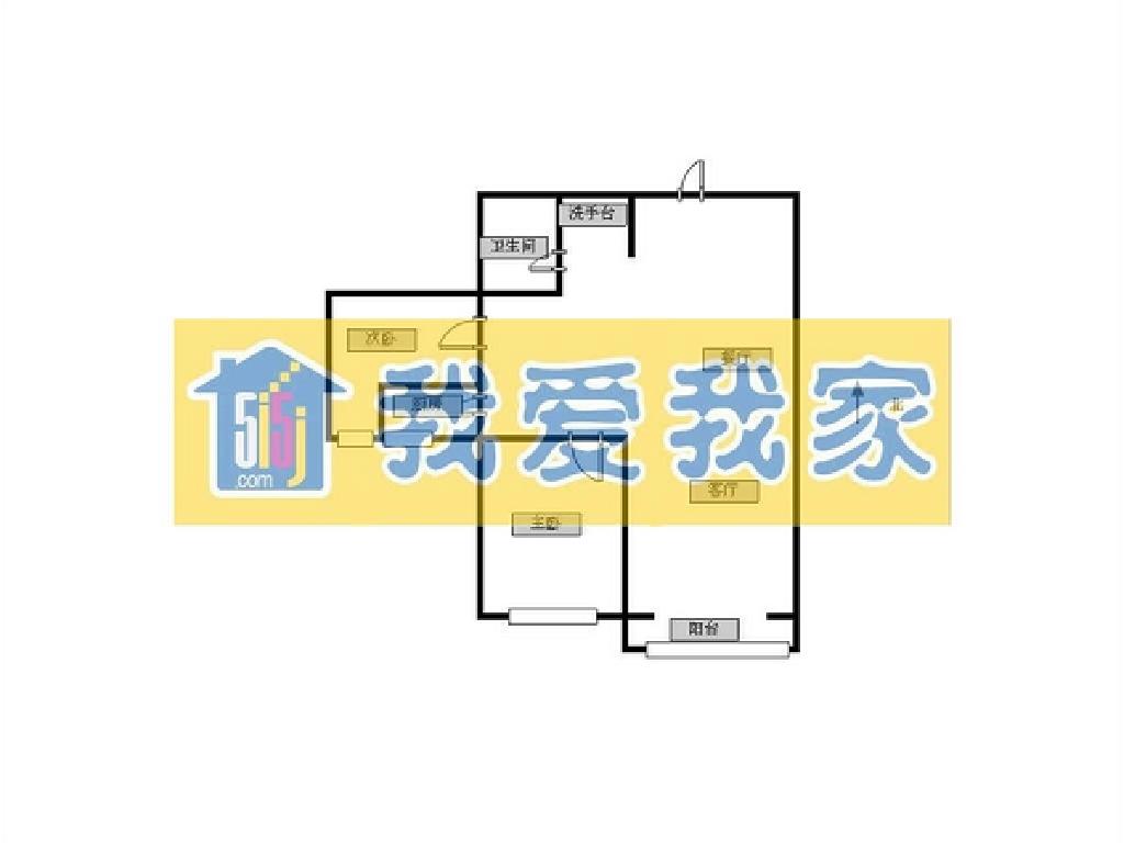丰庆路正商园田花园,精装三房,舒适干净,适合居住诚心出租正商园田花园