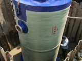 GRP一體化污水提升泵站 圖