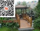 重庆哪里有较便宜的防腐木亭子 仿古凉亭 雕花亭子