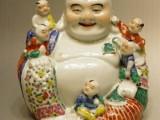 民国弥勒佛瓷像出手
