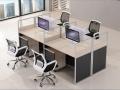 重庆办公家具 现代工作位 钢架桌 办公桌 电脑桌 屏风桌子