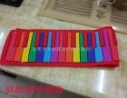 深圳东莞硅胶电子琴模具加工模具厂 手卷钢琴键模具