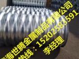 庆阳金属波纹涵管厂家价格 西峰口径1.5米镀锌波纹管