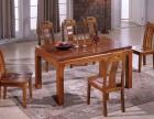 天津免漆榆木餐桌椅 仿古榆木餐桌椅 做旧榆木餐桌椅