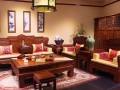徐州回收二手红木家具交趾黄檀新旧红木雕花家具高价求购