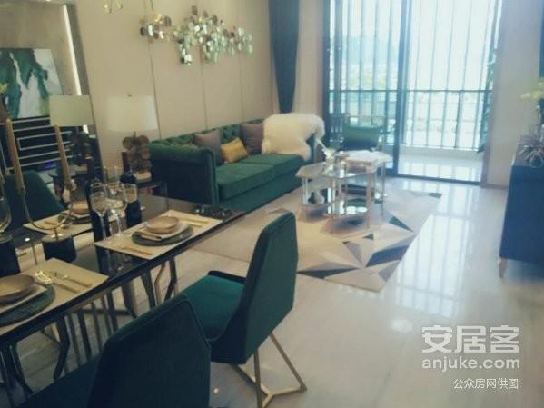 东方豪庭 2室 2厅 72平米 首付18万