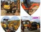 安徽二手挖掘机价格