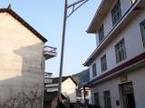 湖南新化太阳能路灯的灯杆如何进行保养