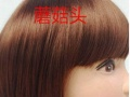 生产各种高温丝时尚假发及各种假发配件,蓬松自然逼真假发套