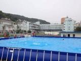廣州室外充氣游泳池