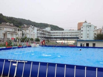 广州充气水滑梯厂家