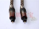 2米音响光纤线 数字光纤音响音频线 数码