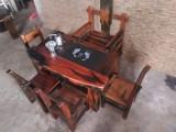 厂家直销 老船木家具 老船木功夫茶桌