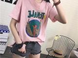 4元女装t恤纯棉 夏季新款女士短袖T恤打底衫外贸爆款批发