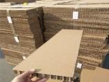 定做2CM厚蜂窝纸板 廊坊绿洲纸护角包装厂家