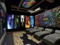 聚空间私人影院加盟,私人影院设备,正版片源