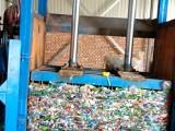 山东废纸箱液压打包机价格 废塑料可乐瓶打包机批发