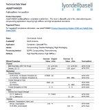 Adstif耐高温高刚性HA802H巴塞尔PP
