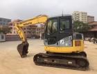 龙岩转让二手小松78U挖掘机,动作快,纯土方车 性价比高