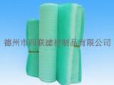 环保漆雾过滤棉 玻璃丝棉 喷漆房地棉