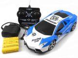 四通玩具遥控车  118兰博基尼赛车 玩具模型车