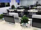 佛山广州本地办公室内绿植物盆栽租摆租赁设计