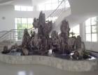 南昌假山鱼池设计施工