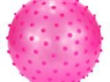 批发带刺皮球 充气球玩具 按摩球 打气皮球 加厚玩具皮球 弹跳球