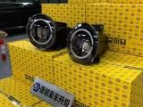奔驰G500改装何矩阵熏黑海拉大灯广州星捷越