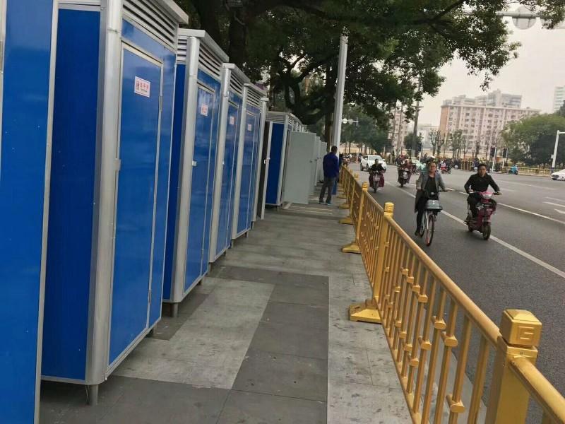 岱山移动厕所出租 流动洗手间租赁 单体流动厕所租售