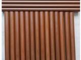 廠家現貨供應高性能防靜電PI棒 棕色耐高溫PI塑膠棒材