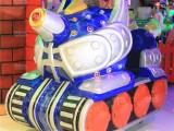 郑州神童儿童游乐设备厂家 室内游乐设施摇摆机超级大坦克