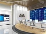 南京展廳設計公司-企業展廳裝修-南京上海合肥