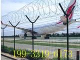 y型柱机场护栏网多少钱一平米