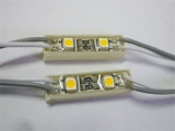 厂家直销LED模组3528-2灯防水小体积模组LED立体发光字模