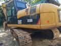 二手卡特320D挖掘机,全国包送