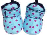 2014冬季新款宝宝鞋批发 婴儿鞋 保暖学步鞋 不掉鞋厂家直销