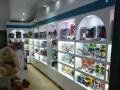 礼品工艺品展示柜小商品陈列柜木质烤漆展示柜优质展柜货柜定做
