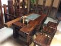 专业品质 供应老船木家具个性茶桌椅组合简约原生态