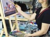 苏州昆山成人油画培训 成人素描培训 成人彩铅画培训