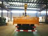 杰龙随车吊5.5吨8吨12吨大量现货厂家直销