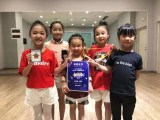 重庆永川街舞项目少儿培训