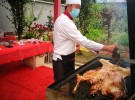 北京烤全羊聚餐野外出游烤全羊上门烧烤配送上门
