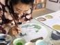 大学生开学学画画就到中立方画室,专注于成人美术书法教育