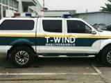 東風銳騏P11皮卡車后箱蓋高蓋尾箱蓋改裝件