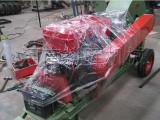 连云港长期供应小型锯末烘干机-小型粉碎木头机器