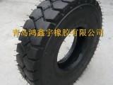 升降机专用轮胎500-8叉车轮胎充气轮胎型号齐全