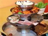 韓式小火鍋領銜快餐行業的涮烤時尚火鍋